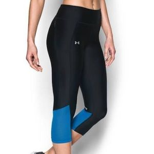 Under Armour Women's UA Fly-By Running Capris XS